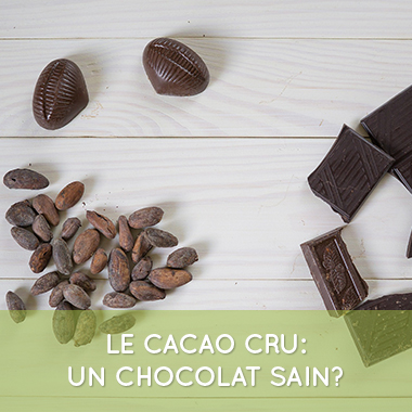le cacao cru est-il un chocolat sain image